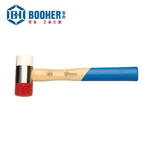 宝合 3104260 胡桃木柄安装锤60mm