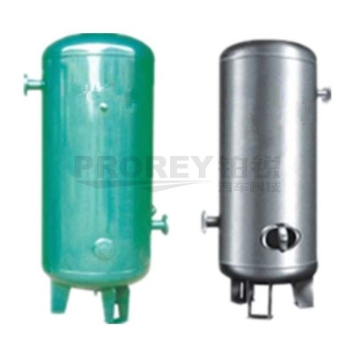 兴隆 0.3m³/8kg 立式碳钢储气罐(螺纹口)