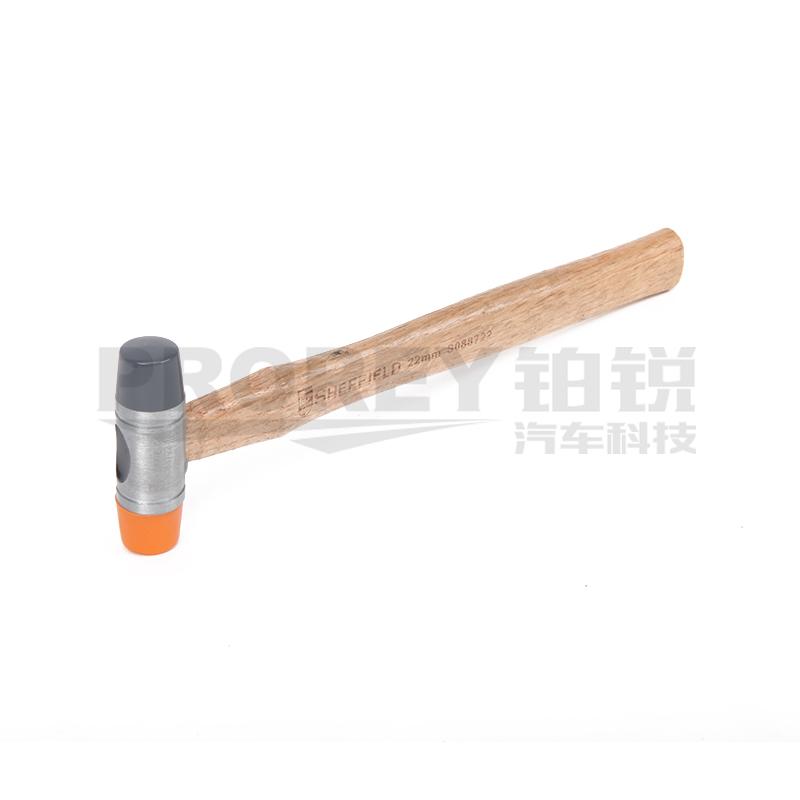 GW-130034584-钢盾 S088722 木柄安装锤22mm