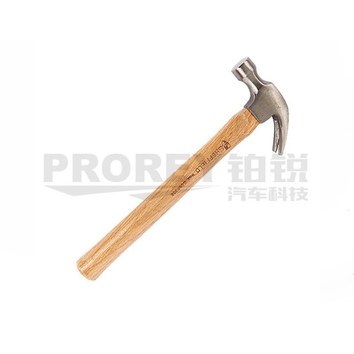 钢盾 S088220 硬木柄羊角锤20oz