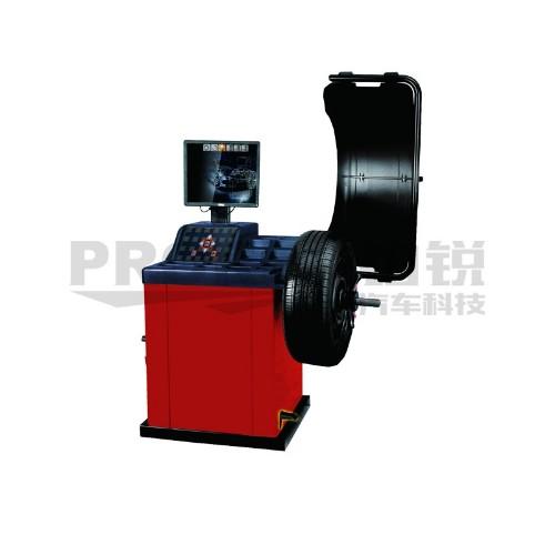 浦力 PL-1839 220V 轮胎平衡机(含平衡罩)