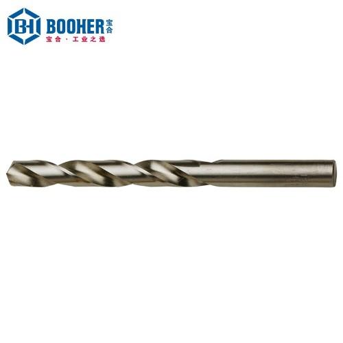 宝合 1403080 高速钢含钴直柄麻花钻8.0mm