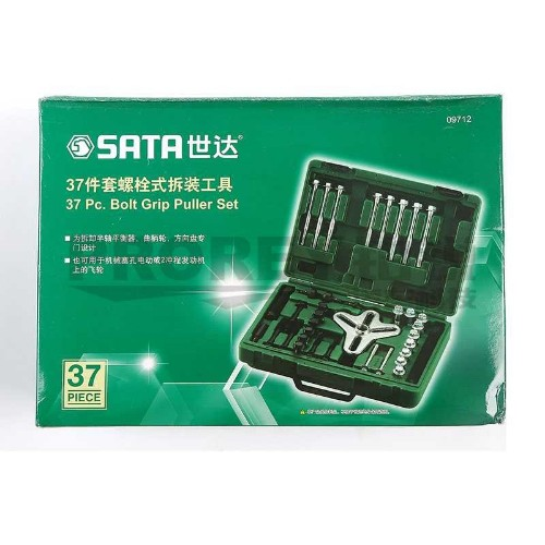 世达 09712 37件套螺栓式拆装工具