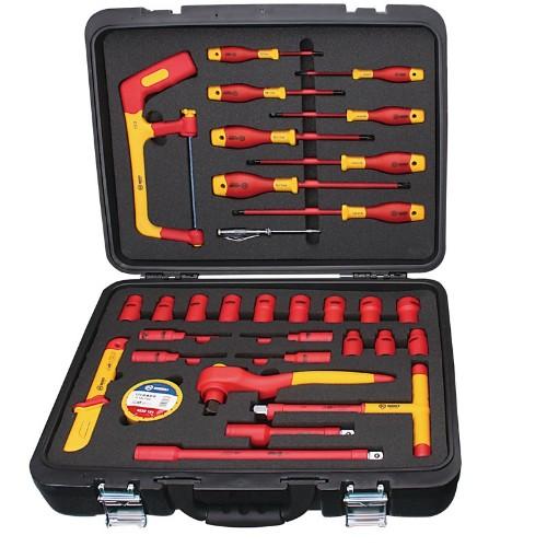 宝合 0200409 42件VDE绝缘综合工具组套