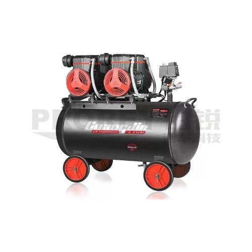 广进 1680W2-70L 0.4m³min 无油静音空压机/气泵