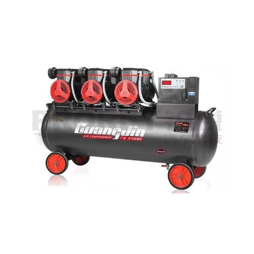 广进 1680W3-110L  0.6m³min 无油静音空压机/气泵