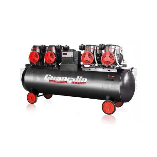 广进 1680W4-150L  0.9m³min 无油静音空压机/气泵