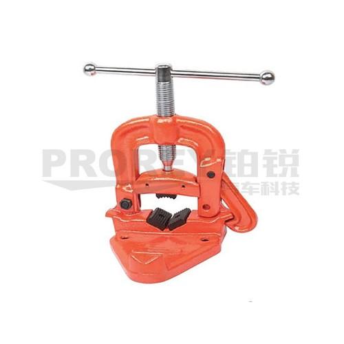 钢盾 S040002 重型管子台虎钳2英寸