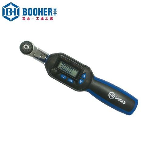 宝合 0126304 3/8英寸数显扭力扳手(含棘轮插头)3-60 N.m