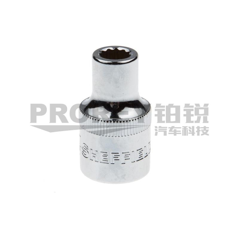 GW-130032908-钢盾 S012008 12.5mm系列12角标准套筒8mm 主图-2