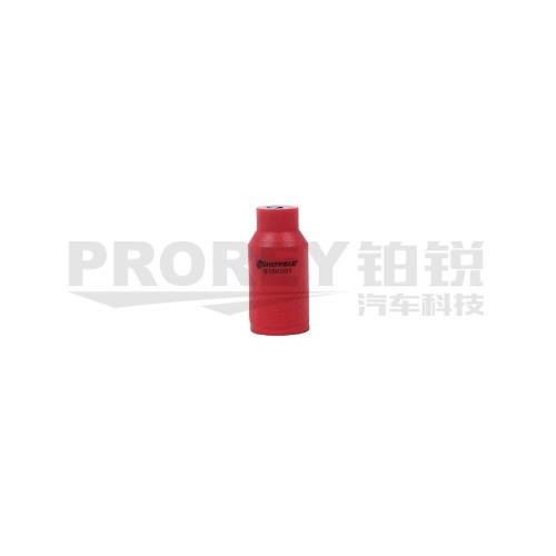钢盾 S156012 1/2英寸注塑型单色绝缘公制套筒24mm