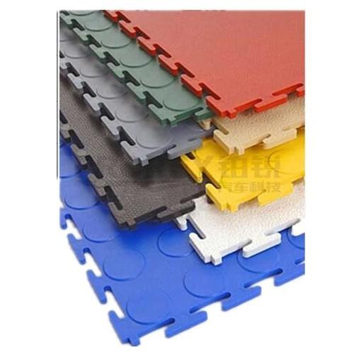 LOCAL 家茂 50cmx50cmx5mm PVC拼接式绝缘垫
