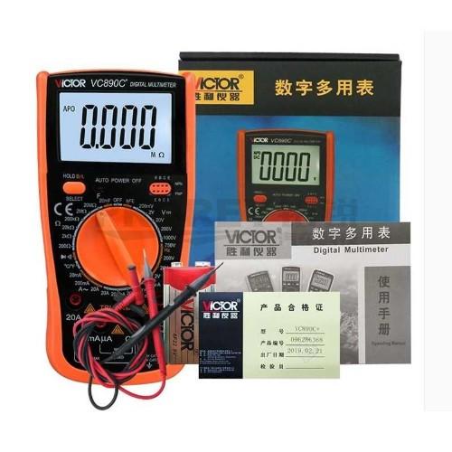 胜利 VC890C+ 电子万用表
