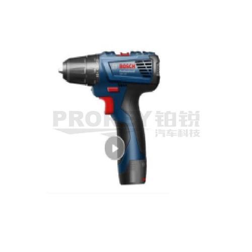 博世工具 GSR120-Li/双电版 锂电充电式电钻/起子机