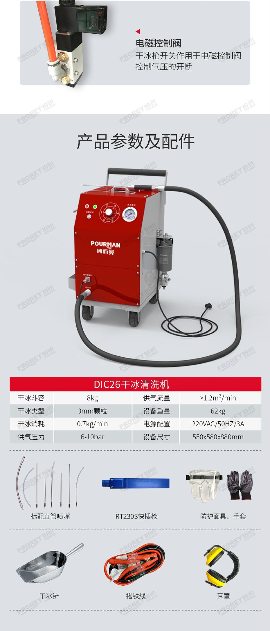 GW-130041449-浦而曼 DIC26 干冰清洗机-5