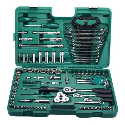 世达 09014 120件套6.3x10x12.5mm系列公英制组套工具