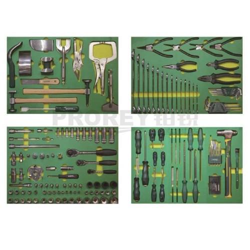 世达 9921 163件汽修钣金工具托组套