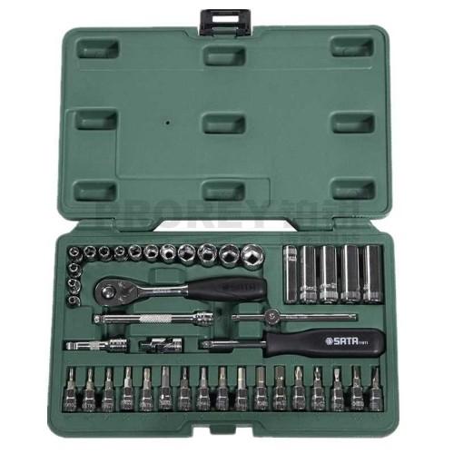 世达 09943 42件6.3mm汽保机修组套