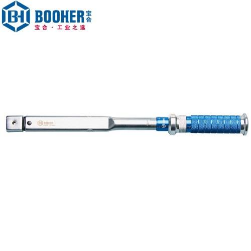 宝合 0102008 9x12mm可换头预置式扭力扳手25-125 N.m