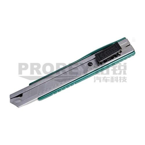 世达 93425A 锌合金美工刀8节18x100mm