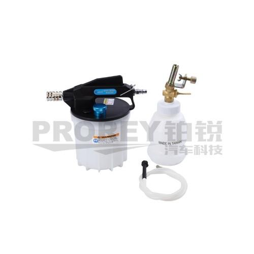 优耐特工具 132702 气动式刹车油吸取+补充壶2L
