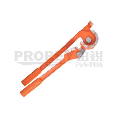 钢盾 S102002 三合一弯管器0-180°(1/4英寸、5/16英寸、3/8英寸)