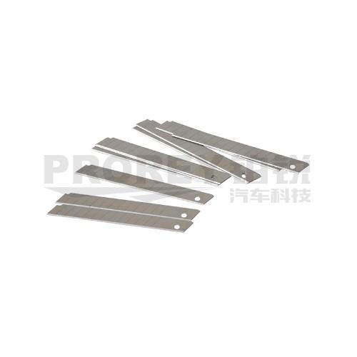 钢盾 S067109 美工刀替换刀片9mm(每包10片)
