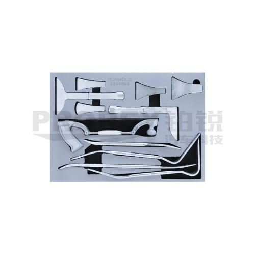 飞鹰 0350800 11件-车体钣金撬棒与打板工具托