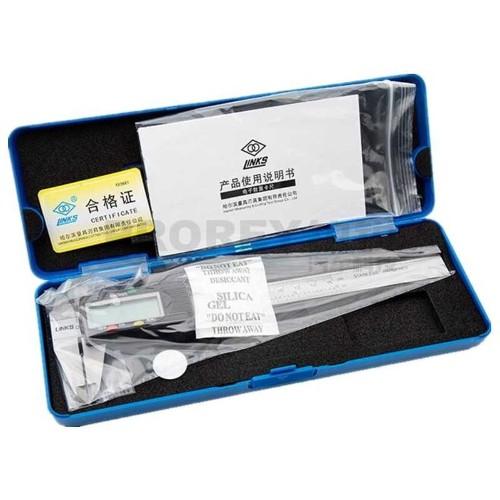 哈量 02240BE0150 数显卡尺150×0.01