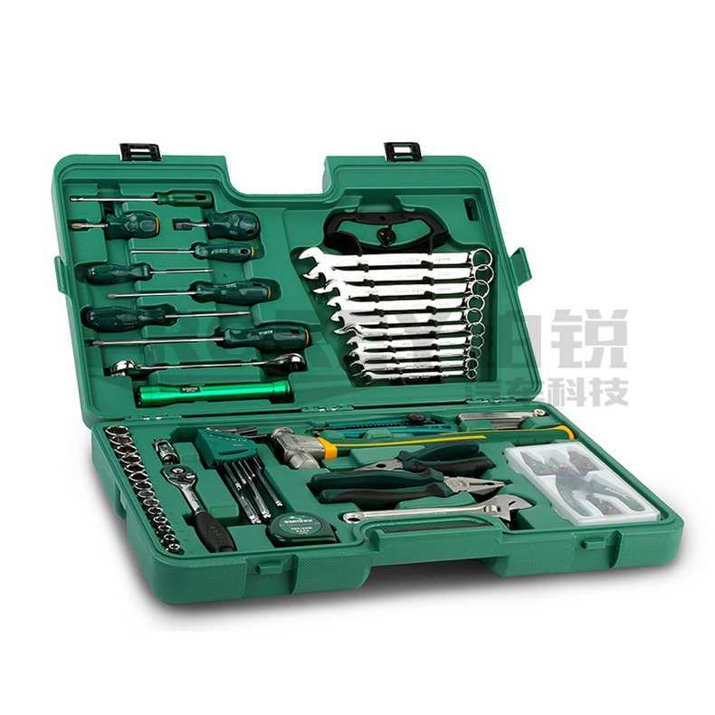 GW-130050145-世达 09516 58件机械设备维修组套-6