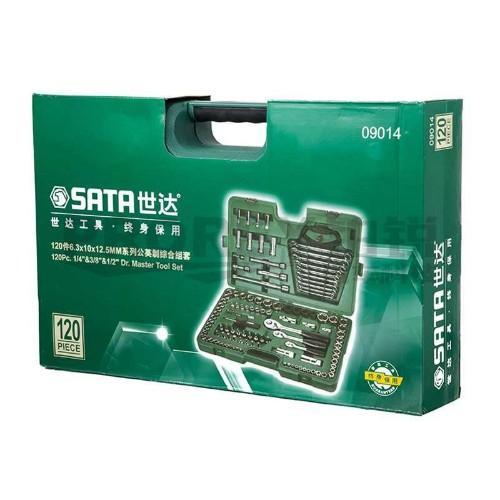 世达 09014 120件6.3x10x12.5mm系列公英制综合组套