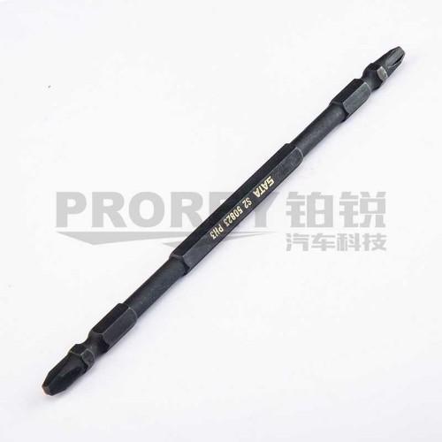 世达 59823 10件套6.3mm系列150mm长抗冲击双头旋具头 #3/#3