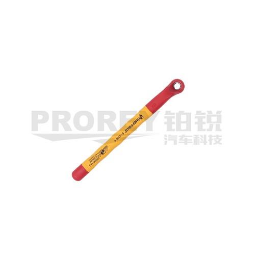 钢盾 S153016 注塑型双色绝缘梅花扳手16mm