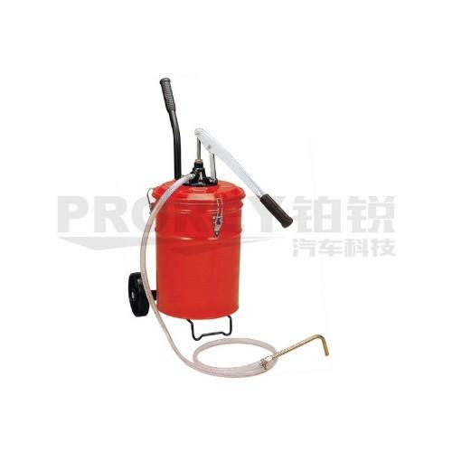 TJG K3601 手压机油桶20L