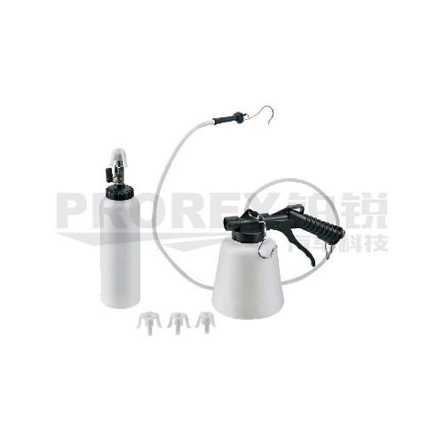 TJG K3853B 气动式刹车油吸取机(附加油壶)