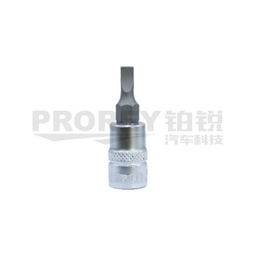 飞鹰 1310420 3/8英寸xL4/8旋具套筒 一字 FD5.5x1.0mm