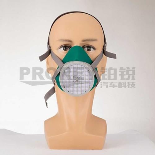 世达 FH0501 液体硅胶防毒半面罩(单滤盒)