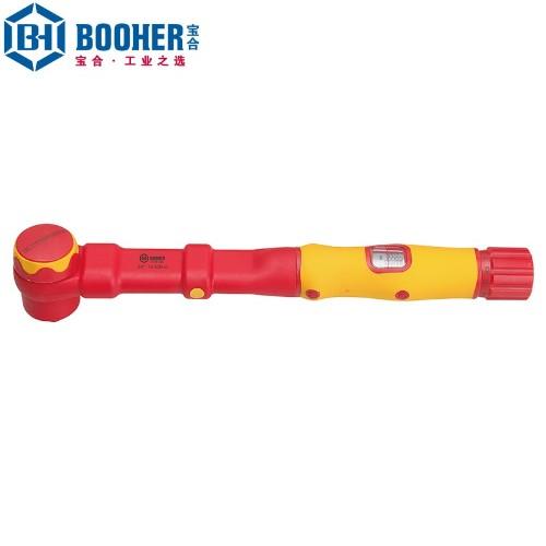 宝合 0219406 1/2英寸注塑型双色绝缘扭力扳手20-100N.m