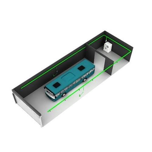 商务车维修设备-宝隆 HULK系列 中央集成设备