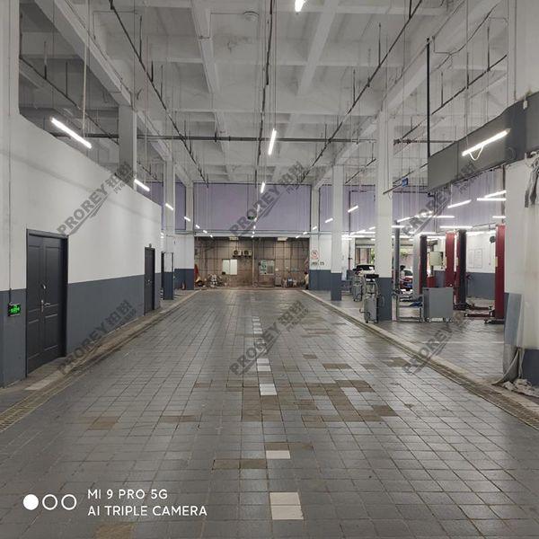 重庆宝能4S店-重庆万州店-机修车间