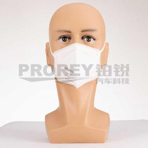 世达 HF0204 自吸过滤式防颗粒物呼吸器[KN95折叠 口罩]