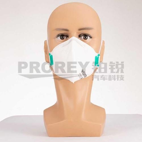 世达 HF0203 蚌型折叠式防尘口罩