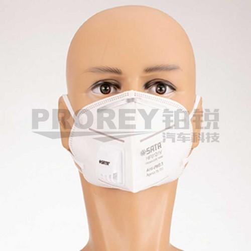 世达 HF0101V 防PM2.5折叠口罩