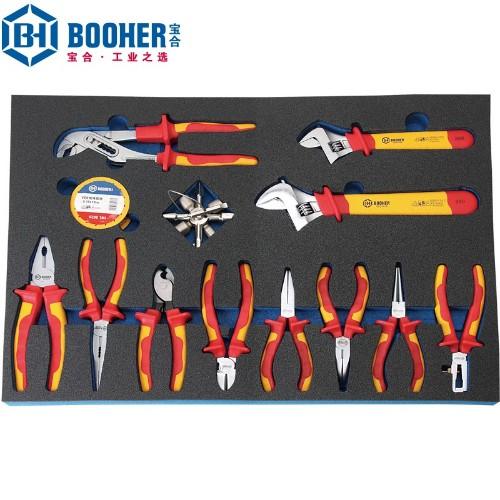 宝合 0200604 13件VDE绝缘维修工具组套