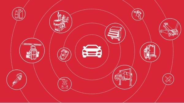 汽车4S站和修理厂设备工具清单-道路救援