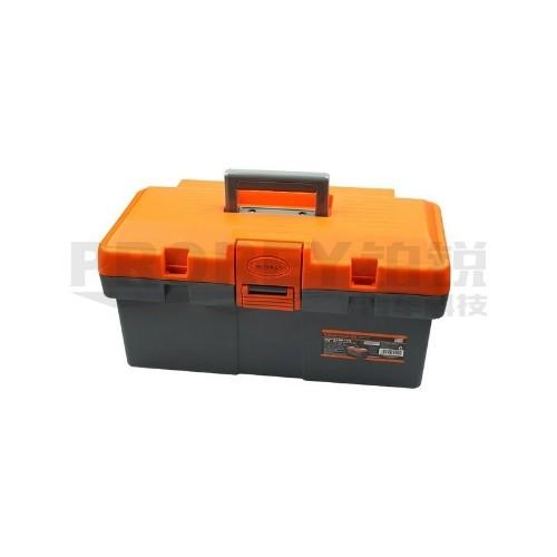钢盾 S024004 15英寸强力塑料工具箱(370x195x185mm)