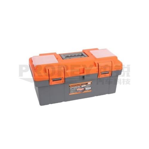钢盾 S024005 17英寸强力塑料工具箱(420x220x195mm)
