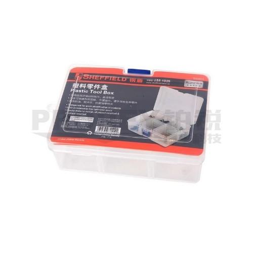 钢盾 S024011 塑料零件盒140x75x27mm