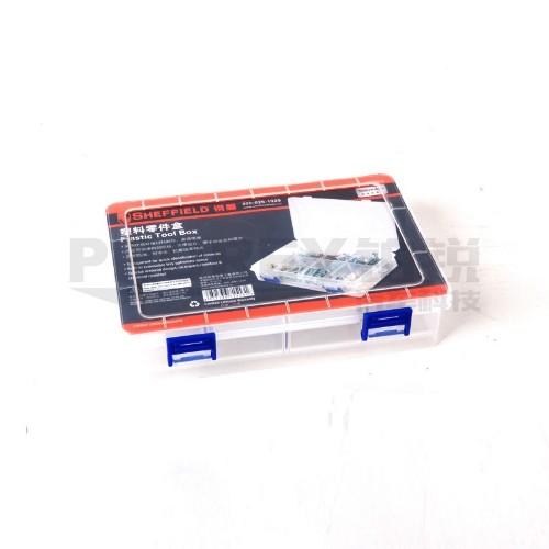 钢盾 S024013 塑料零件盒205x140x45mm