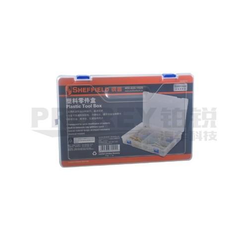 钢盾 S024015 塑料零件盒300x200x62mm